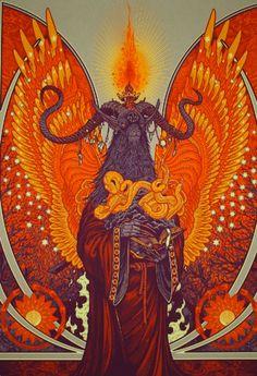 Florian Bertmer - Order of the Seven Serpents