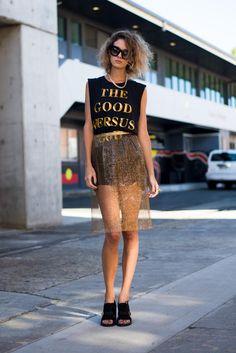 ksubi alice mccall senso valley eyewear Mercedes-Benz Fashion Week Australia Street Style: Part Two - Pedestrian TV