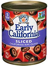 Early California Sliced Ripe Black Olives, Cans Gourmet Food Store, Gourmet Recipes, Mediterranean Chicken Bake, Gaps Diet, Cauliflower Crust Pizza, Food Reviews, Convenience Food, International Recipes