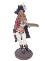 LADY PIRATE STANDING