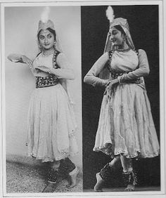 Minai's Cinema Nritya Gharana: Visual Proof of Malavika Sarkar - Kathak Dancer and Ananda Bhairavi Star!