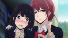 Kuzu no Honkai - Anime   https://www.facebook.com/useocarina
