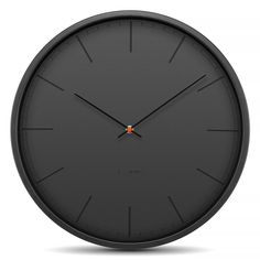 Minimalist Clocks by LEFF Amsterdam