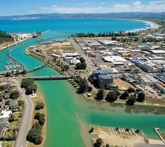 Gisborne, New Zealand - Beautiful city - lived here when I was young. My mother's home town (S.G.)
