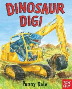 Woah - Dinosaurs AND Tractors?!?