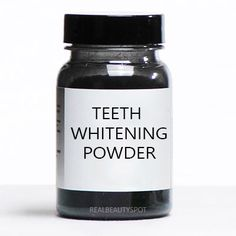 super white teeth naturally