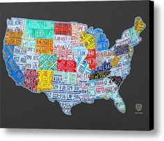 "This weekend only, you can get the same 40"" x 30"" map canvas print that will be appearing on NCIS: New Orleans at a steep discount! See link below for details. Limited quantities available.  http://fineartamerica.com/weeklypromotion.html?promotionid=110174"