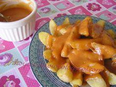 Patatas bravas ¡viva España!