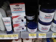 Locion Aquaphor Solo $3.47 en Walmart!