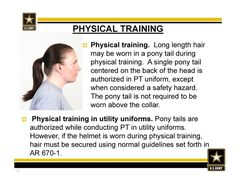New Army hair regulations - AR as of 31 March 2014 Army Hair Regulations, Military Hair, Army Reserve, Long Length Hair, 31 March, March 2014, Female Soldier, American Soldiers, Us Army