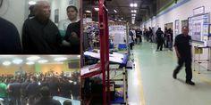 Realizan paro laboral en maquiladora de NCG | El Puntero