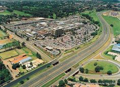 Eastgate 1990 Johannesburg City, The Old Days, Aerial View, Childhood Memories, South Africa, Landscape Photography, City Photo, To Go, Old Things