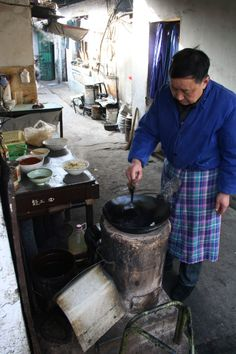 The best noodles are available in Xian... Photo by Ole Wåhlin