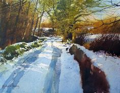 Richard THORN After the snow