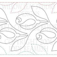 Willow Leaf Studio - Bed of Rosebuds | Digital Version, $0.00 (http://www.willowleafstudio.com/bed-of-rosebuds-digital/)