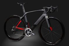 The unique all-new Trek Madone bicycle  , - ,   The revolutionar...