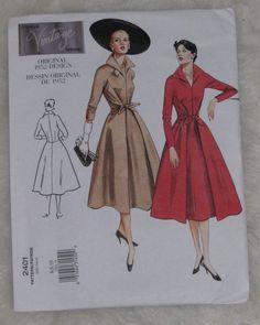 4432 Vintage UNCUT Butterick SEWING Pattern Misses Jacket Dress OOP SEW Rimini