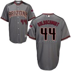 http://www.xjersey.com/diamondbacks-44-paul-goldschmidt-graybrick-new-cool-base-jersey.html Only$43.00 DIAMONDBACKS 44 PAUL GOLDSCHMIDT GRAY/BRICK NEW COOL BASE JERSEY Free Shipping!