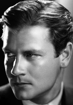 Joel McCrea, 1931.  Classic Hollywood Stars.