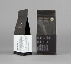 black coffee packaging - Google Search