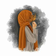 hijab e noor - Hijab Hijab Girly Drawings, Couple Drawings, Cartoon Drawings, Cartoon Art, Easy Drawings, Girl Cartoon, Cartoon Memes, Cartoon Characters, Hijab Anime