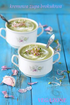 Broccoli Cream Soup.  Hey thanks for all the pins.. I like that!  GM