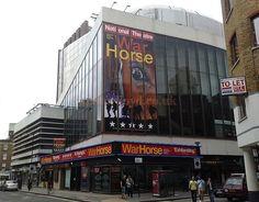 New London Theatre - 166 Drury Ln, C2B 5PW
