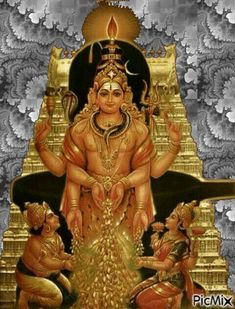 Shiva, Kubera, and Lakshmi Lord Murugan Wallpapers, Lord Vishnu Wallpapers, God Pictures, Rare Pictures, Little Buddha, Lord Shiva Family, Kali Goddess, Saraswati Goddess, Shiva Wallpaper