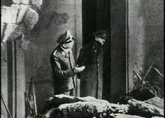 This last known picture of Hitler was taken approximately two days prior to his death as he stands outside his Berlin bunker entrance surveying the devastating bomb damage. With Germany lying in ruins after six years of war, and with defeat imminent, Hitler decided to take his own life. But before doing so, he married Eva Braun and then penned his last will and testament. The next day in the afternoon on April 30, 1945 Braun and Hitler' entered his living room to end their lives.