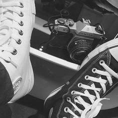 @brooklynbeckham New post Converse Chuck Taylor High, Converse High, High Top Sneakers, Chuck Taylors High Top, High Tops, Instagram Posts, Shoes, Baby, Fashion