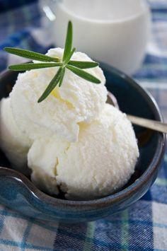 Fior di Latte Eis zum selber machen