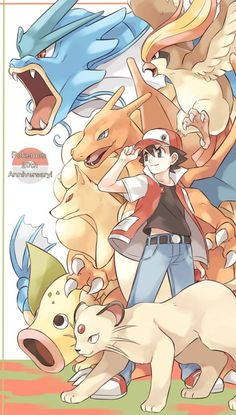 These Pokemon look amazing. Just a little change in the shading most likely changed that