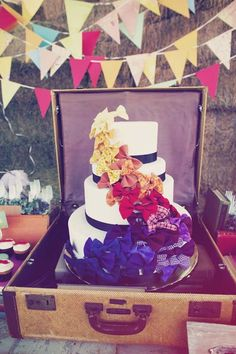 holy mother of...........yeah this cake is awesome...look @Courtney Winslow, bows!!!