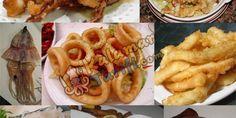 Dünya Mutfağında Kalamar Nasıl Yapılır? | Kalamar Tarifi