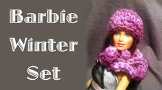 Barbie Winter Set