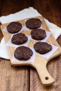 Grain-free Chocolate Hazelnut Cookies