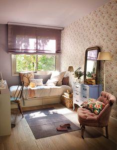 Un piso de estilo francés para una familia numerosa · ElMueble.com · Casas