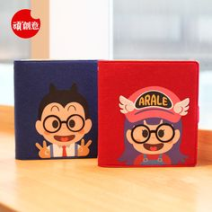 mr.wan the diary of Arale Hand Book Creative loose leaf notebook schedule painting notes