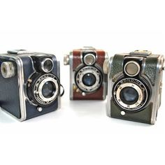 Rondine Box Cameras Trio now featured on Fab. 3 @ $279