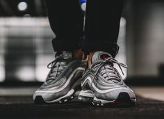 new concept 01650 a0f41 Nike Air Max´97 Silver Bullet