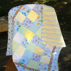 Love Patchwork!  from BirdsongQuilts on Etsy