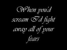 Sad Slow Songs: Evanescence - My Immortal With Lyrics