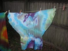 Angel Wing Blouse by purplesunflowerdyes on Etsy, $50.00