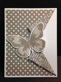 Today I a going to share a card technique that I learned at Terri's last Technique Night.  It's a super easy, quick and fun technique.  ...