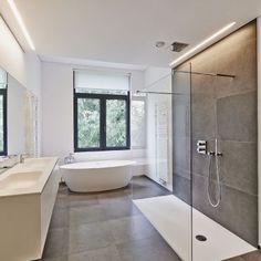 Walk in Dusche & Duschabtrennung aus Glas | GLASPROFI24 | Home ...