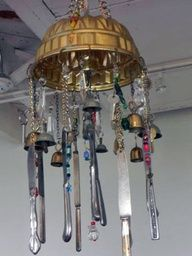 DIY wind chimes - Google Search
