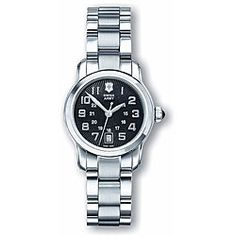 Swiss Army Women's 'Vivante' Stainless Steel Watch...Psst Girls Tell your Dad this is what I want for Christmas!!!