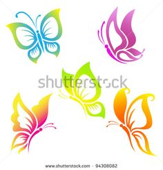 Find butterfly stock images in HD and millions of other royalty-free stock photos, illustrations and vectors in the Shutterstock collection. Thousands of new, high-quality pictures added every day. Living Room Wall Designs, Clipart Images, Vector Clipart, Butterfly Images, Beautiful Butterflies, Icon Set, Painted Rocks, Cool Art