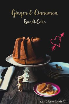 ginger and cinnamon bundt cake