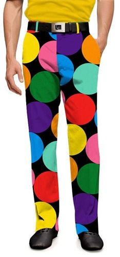 Mens Big Balls Made To Order Pants by Loudmouth Golf.  Buy it @ ReadyGolf.com